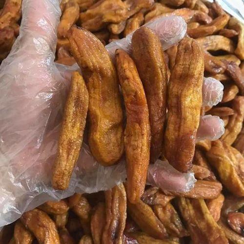Natural Dried Soft Banana