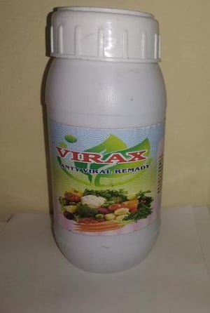 Plant Growth Promoter in Bottle