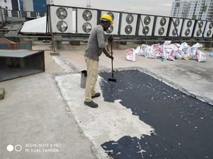 Waterproofing Solutions Services