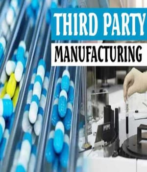 Pharmaceuticals Third Party Manufacturing