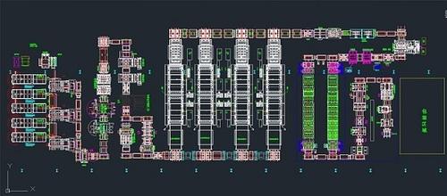 Whole Line Plan Robot 150mw-250mw Solar Module Production Line