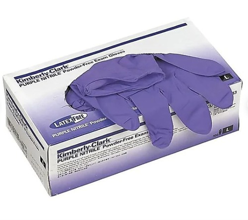 Disposable Nitrile Powder Free Gloves (Kimberly Clark)