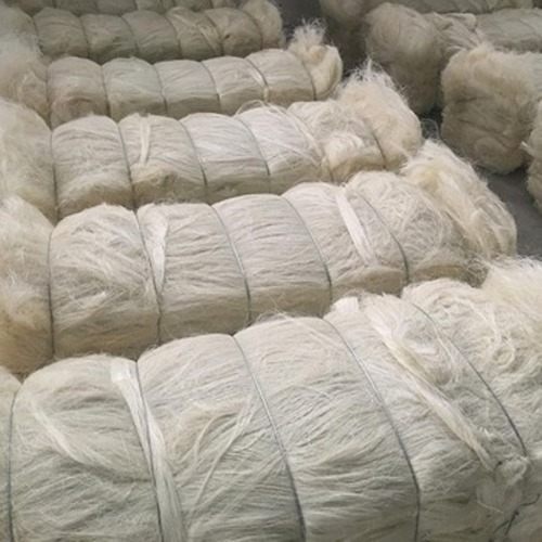 Natural Sisal Fiber for Sisal Cloth