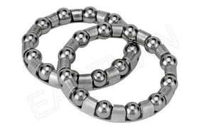 Ball Retainers And Steel Balls