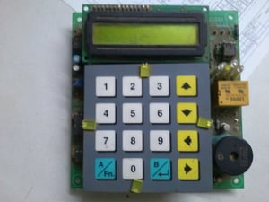 Highly Durable Electronic Timer