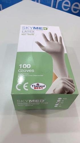 Skin Friendly Skymed Hand Glove