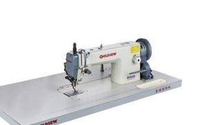 High Speed Flatbed Single Needle Sewing Machine