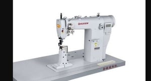 Goldsew Single Needle Post Bed Sewing Machine