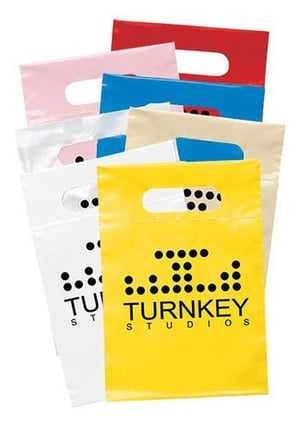 Printed Promotional Plastic Bags