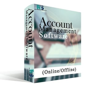 Account Management System Software
