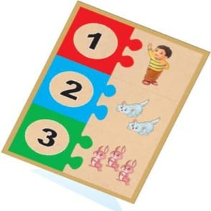 Advanced Wooden Board With Printed Images (1 To 20 In Box)