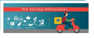 Courier Pick And Drop Service