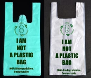 Eco Friendly Biodegradable Carry Bags