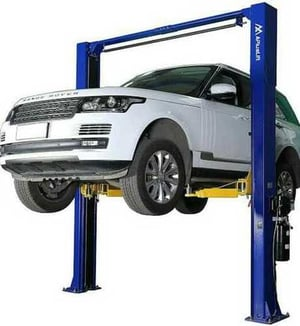 Garage And Service Station Car Lifts