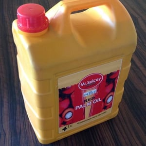 100% Red Palm Oil