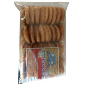Crunchy Coconut Bakery Biscuits