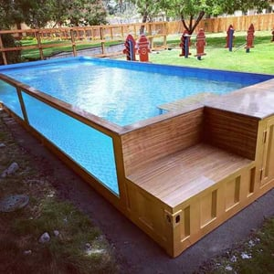 Highly Durable Container Pool
