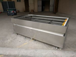 Stainless Steel Water Transfer Printing Hydrographic Dipping Tanks