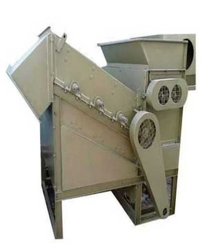 Automatic Raw Cotton Cleaning Machine