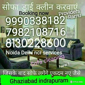 Chairs And Carpet Cleaning Service in Delhi