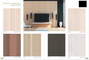 High Class Finish Particle Board