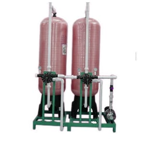 Carbon Water Purification System Machine