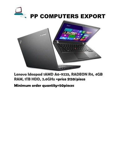 Lenovo Laptop With 1 TB HDD