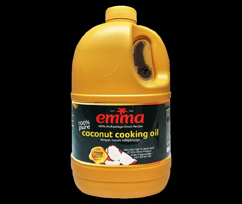 Coconut Oil Bottle For Cooking