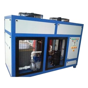 Compact Design Industrial Chiller