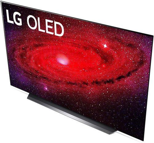 """LG CX 55"""" 4K Smart OLED TV (2020) Built-In Alexa"""