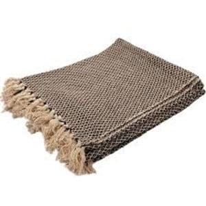 100% Pure Cotton Throws