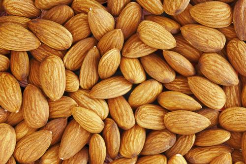 Natural California Almonds Nut