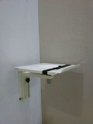 Medical Monitor Stands With Aluminum Metal