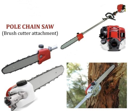 Chainsaw Attachment 28mm For Side Pack Brush Cutter