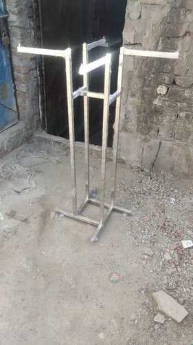 Four Way Cloth Stand