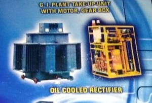 Electric Oil Cooled Rectifier