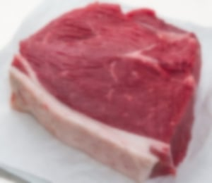 Red Color Buffalo Meat