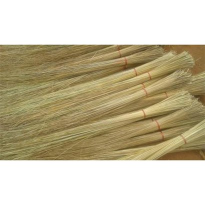 Natural Brown Eco-Friendly Cleaning Broomstick