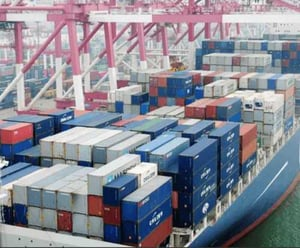 International Sea Export And Import Cargo Services