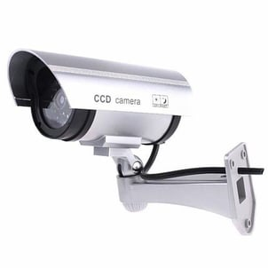 Auto Day and Night Switch Dummy CCTV Security Camera