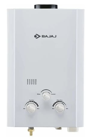 Bajaj Majesty Duetto Geyser With 6 Litres Capacity