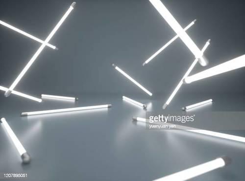HPF Driver Based LED Tube Light