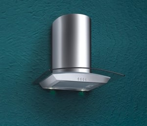Impeccable Finish Kitchen Exhaust Hood