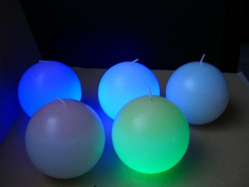 Round Shape LED Candle