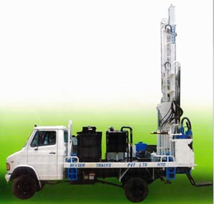 Beaver 650 Drilling Mounted Rig