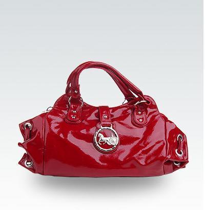 Red Color Ladies Handbag