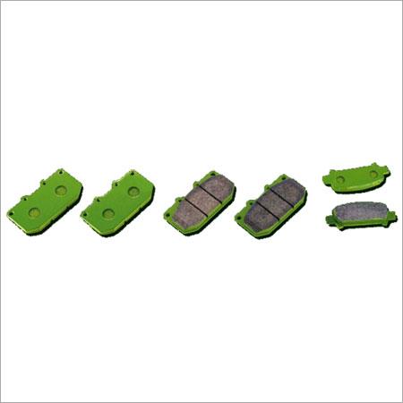 Anti Corrosion Brake Pad