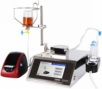 Sterility Test Device And Closed Canister Unit