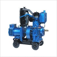 Water Cooled Diesel Welding Generator