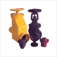 Heavy Duty Industrial Valve